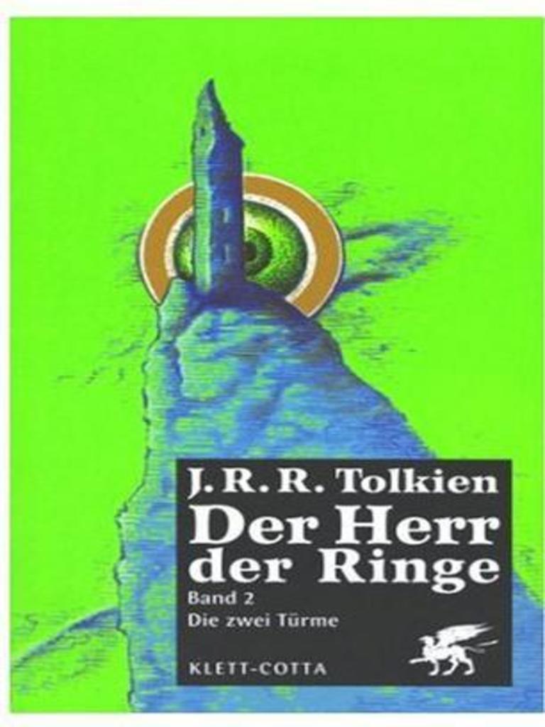 (Der Herr Der Ringe 2) Tolkien, John Ronald Reuel - Die