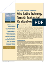 bearings and condition monitoring