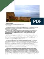 Classement de 5 Forts à Oran Comme Patrimoine National