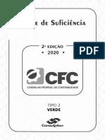 Prova CFC 2020.2