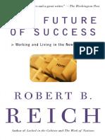 The Future of Success (Excerpt)
