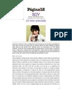 Beatriz Preciado (02-2011)-Soy (Pagina 12)