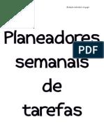 14 - Evolução individual e de grupo (Planeadores semanais de tarefas) (pdf)