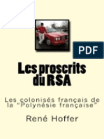 Livree Les Proscrits Du RSA