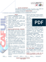 Lista Documenti 730 2020