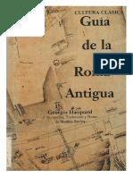 Guía de La Roma Antigua - Prof. Hacquard Georges (1)