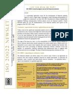 ISO20022 Newsletter June2009