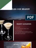 COCTELERIA BRANDY
