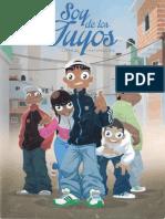 SOY DE LOS TUYO libro de confirmacion