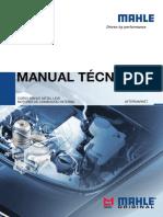 Manual técnico. Curso MAHLE METAL Leve Motores de Combustão Interna