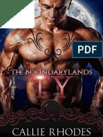 Serie The Boundarylands 02 - Ty - Callie Rhodes