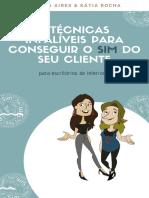 E-Book 5 técnicas