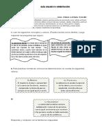 Guía  Orientación   N°  4     4°A-B
