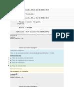 Pdfcoffee.com Cndh Examen Modulo 5 PDF Free