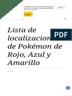 Lista_de_localizaciones_de_Pokémon_de_Rojo _Azul_y_Amarillo