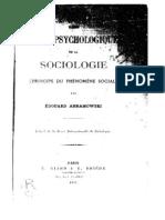 Les_Bases_psychologiques_de_la_sociologie