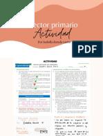 Sociales sector primario