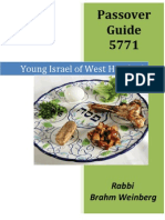 RBW Pesach guide 5771
