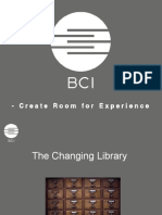 The Changing Library Presentation by BCI (2010)