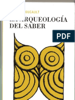 La Arqueologia del Saber (Caps 1y 2)