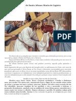 Via Sacra de Santo Afonso Maria de Ligório