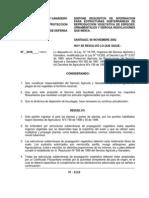 Requicitos fitosanitarios Chile 1