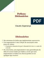 Python - Dicionarios