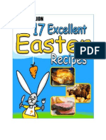 Easter Recipes 2011