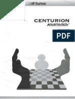 Mode d'emploi saitek-centurion-fr