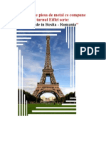 Turnul Eiffel - curiozitati