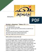 PRINCIPIO DE INTIMIDAD