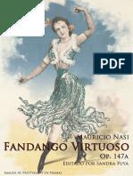 Fandango Virtuoso Op 147a-Mauricio Nasi