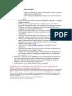 Criterios preventivos básicos biologicos