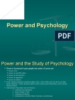 power and psych ch 6