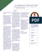 April '11 Newsletter
