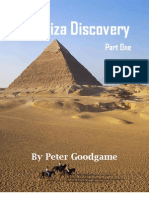 Peter Goodgame - The Giza Discovery