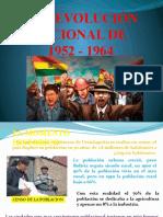 REVOLUCION DE NACIONAL DE 1952 - AURELIA
