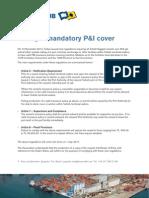 Turkish P&I regulations