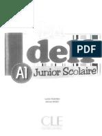 Delf Junios Scolaire A1