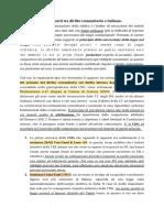 Diritto Ue III - Orale