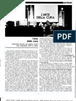 L'Arte Della Cura - Seminario Di Michio Kushi - Roma - Novembre 1975