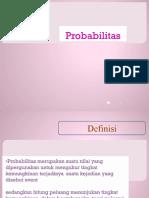 9 Probabilitas.