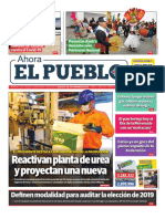 PERIÓDICO AHORA EL PUEBLO - EDICIÓN 130