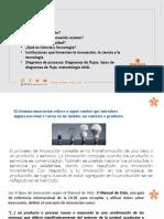 Presentación de Flujograma de procesos metodología ANSI