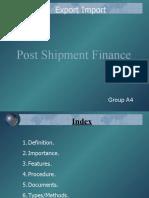 postshipment finance-final