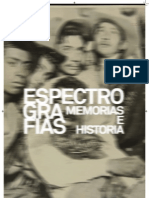 Espectrografías folleto