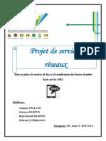 Rapport Projet Service Push Sms