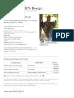 """Line of Sight - Chal de Punto DROPS en Punto Musgo Con Cuadrados Dominó, En """"Alpaca"""" y """"Delight"""". - Free Pattern by DROPS Design(1)"""