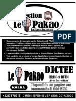 PAKAO-DICTEES-CREM-et-BFEM