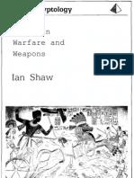 SHAW, Ian - Egyptian Warfare and Weapons